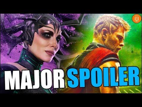 MAJOR Thor Ragnarok HELA Spoiler Changes Everything