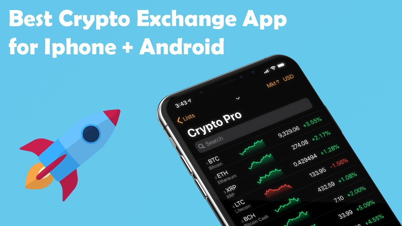 best cryptocurrency buying app ios
