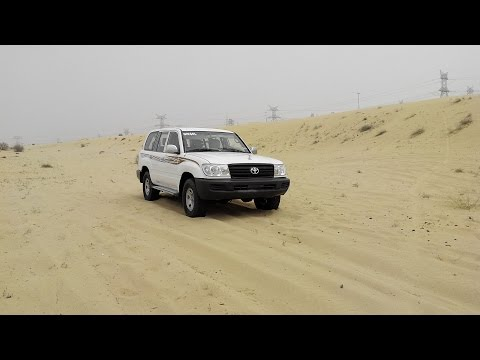 Toyota Land Cruiser 105 Diesel Year 2006 In Dubai