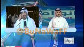 لقاء طلال الفهد ورد وبران عليه انت واتحادك فاشل.mp3