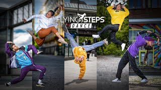 Lil Skies  - Riot  [Freestyle Dance Video Flying Steps Academy]