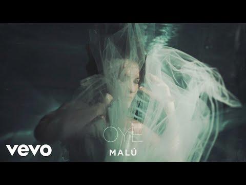 Malú - Oye (Audio)