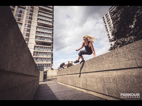 Lead the Way - Parkour / Freerunning Academy | Parkour Generations