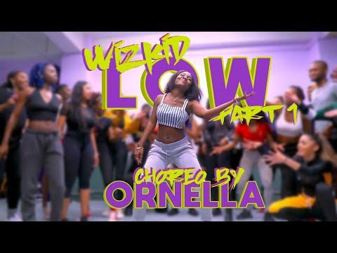 LARRY GAAGA X WIZKID - Low   Ornella Degboe Choreography