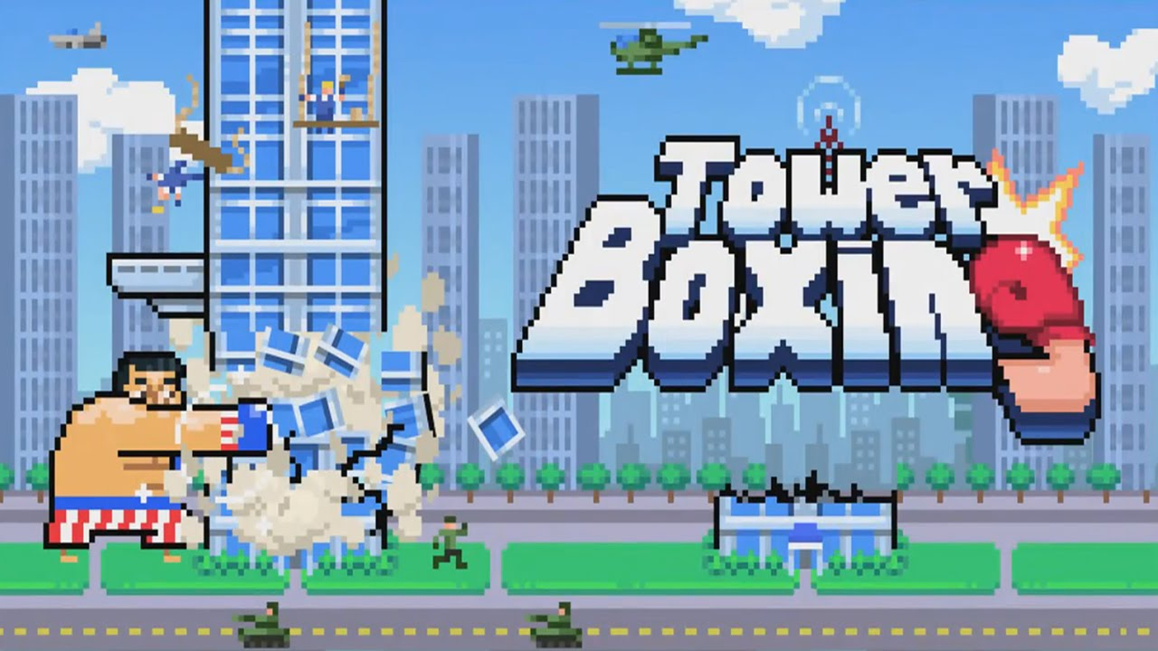 Image result for tower boxing