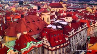 Timelapse movie about Prague