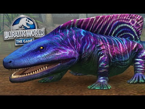 Download Youtube: ARCANTHOSTEGA MAXED!!! || Jurassic World - The Game - Ep341 HD
