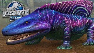 ARCANTHOSTEGA MAXED!!! || Jurassic World - The Game - Ep341 HD