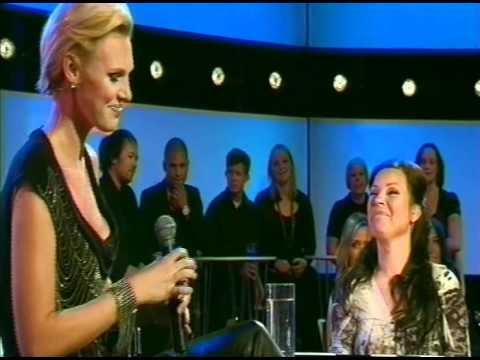 Клип Sanna Nielsen - Rör vid min själ