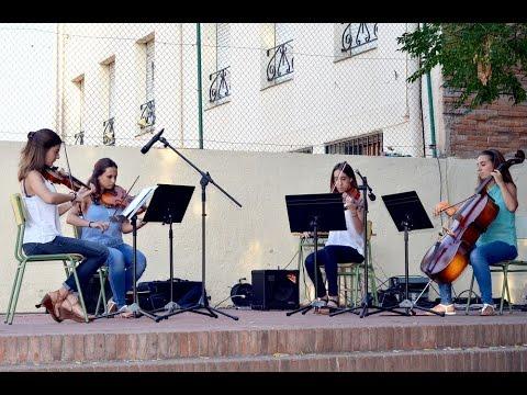 Reportatge Escola Municipal de Música Aulos. Maig 2017