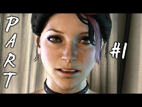 Dying Light The Following Walkthrough Gameplay Part 1 - Firs