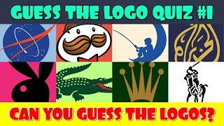 Guess the Logo Quiz | Logo Game (Part 1)