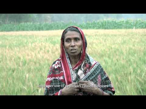 Women Farmers of Bangladesh