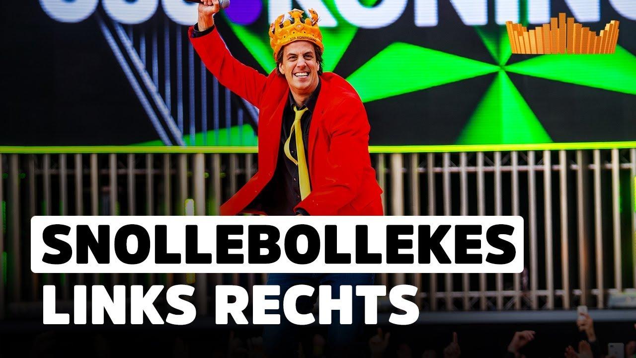 Download Snollebollekes - Links Rechts | Live op 538 Koningsdag 2019