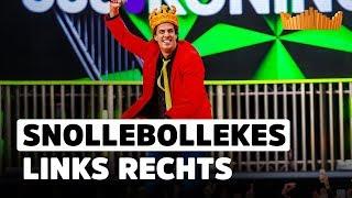 Snollebollekes - Links Rechts | Live op 538 Koningsdag 2019