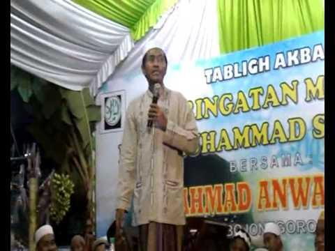 Ceramah KH. Anwar Zahid Di Balikpapan 2015