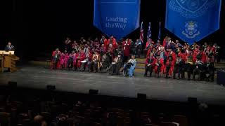 Academic staff receives Postgraduate Certificate in Learning & Teaching Awards - Graduation 2018