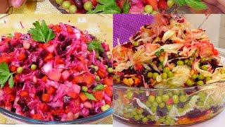 Бесподобный праздничный Салат Классический Винегрет Рецепты на Бис от Алены