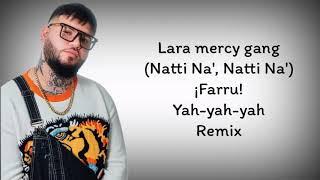 Natti Natasha, Farruko - Me gusta Remix (Letra)