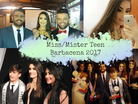 VLOG: Miss e Mister Teen Barbacena
