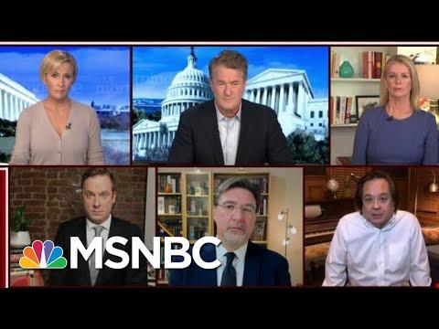 George Conway: Trump's Georgia Call 'Shocking But Not Surprising' | Morning Joe | MSNBC