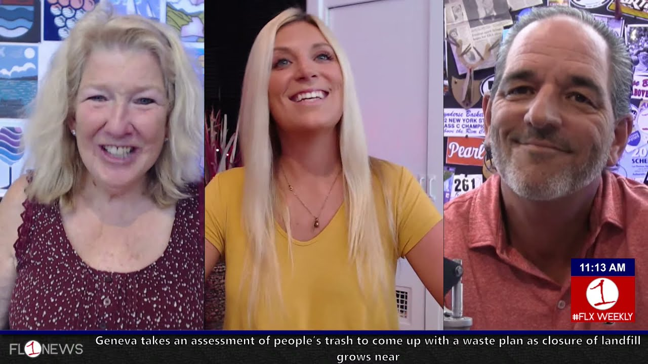 FLX WEEKLY: Deb Bly & SCP's Little Women (podcast)