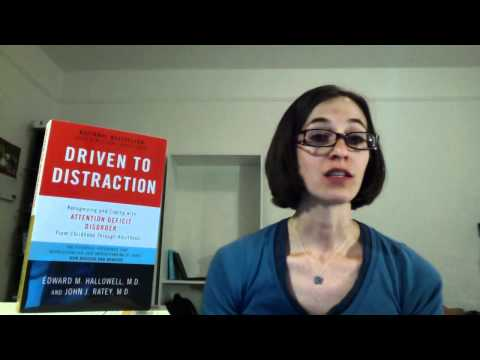 Driven to Distraction by Hallowell and Ratey (Book Review)