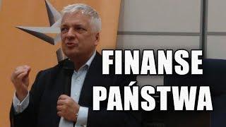 """""""Finanse Państwa"""" wykład prof. Roberta Gwiazdowskiego, 22 marca 2019 r."""