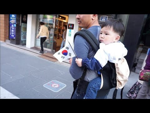 JULIAN'S FIRST 72 HOURS WITH US + GOING HOME! (KOREAN ADOPTION) | Shane and Mel