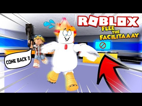 WE ARE BANNED FROM HACKING CHALLENGE !! (PvP) -- Roblox Flee the Facility