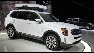 2020 KIA Telluride - Slow Walkaround & First Look