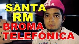 BROMA TELEFÓNICA A SANTA RM #64