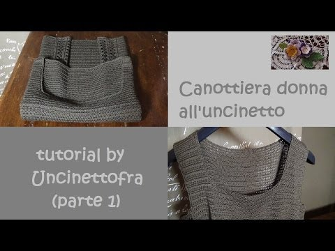Top Abitino Estivo Alluncinetto By Oana Oros Bonacorsi