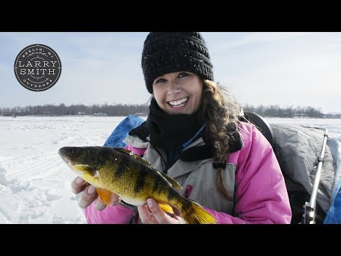 Panfish Paradise in Minnesota - Larry Smith Outdoors TV
