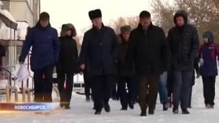 Анатолий Локоть проинспектировал дворы Новосибирска
