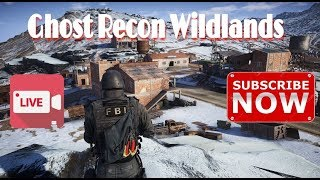 FAT MAN RETURNS TO / GHOST RECON WILDLANDS PVP 18+CONTENT