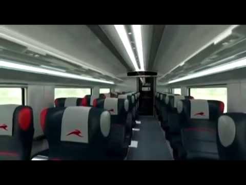Italo Treno by Euro Railways