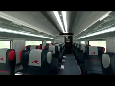 Italo Treno by Euro Railways