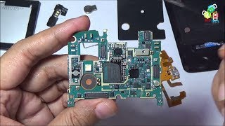 Google Nexus 5 (LG D821): Assembly, Disassembly, Tear Down, Parts View and ICs of