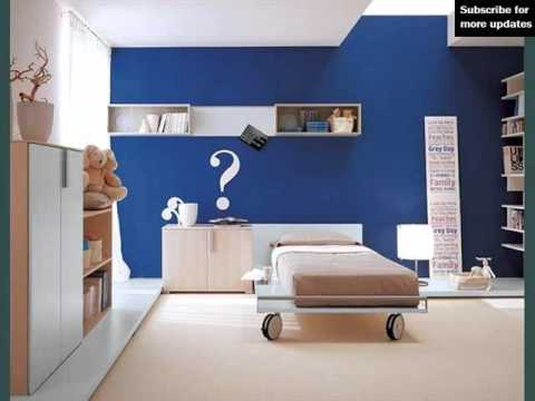 Blue Wall Decoration