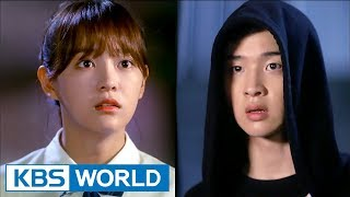 [1Click Scene] Jang Dongyoon appeared to be another mystery X! (School 2017 Ep.5) thumbnail