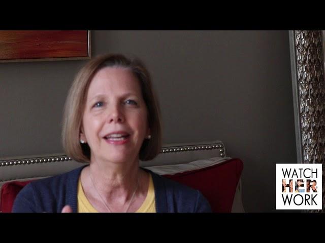 Career Transition: Adaptability is Key, Jackie Dryden | WatchHerWorkTV