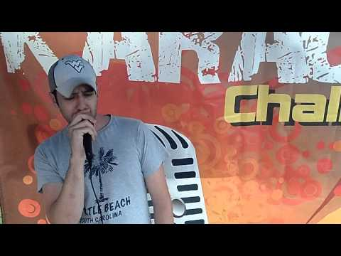 Charles Dalton - Dixie Classic Fair 2013 Karaoke Challenge - Rough and Ready