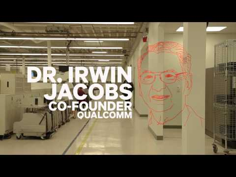 Qualcomm Inventor's Day - Dr. Irwin Jacobs