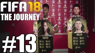FIFA 18 THE JOURNEY Gameplay Walkthrough Part 13 ( Full Game ) - No Commentary