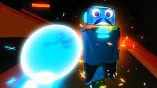 Robot Roller-Derby Disco Dodgeball SIZZLE REEL