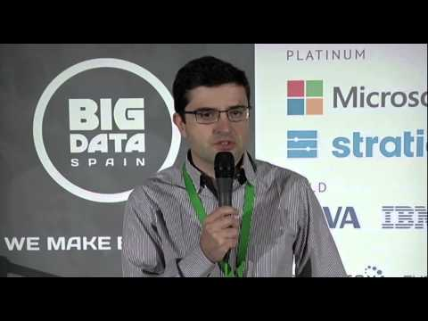Interview to Rubén Martínez at Big Data Spain 2013