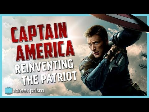 Captain America: Reinventing the Patriot