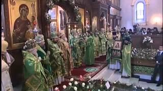 ТК Донбасс - Юбилей Святогорской Лавры(Два крестных хода, сотни верующих и отреставрированная часовня. Сегодня в Святогорске торжественно отмети..., 2012-09-24T19:14:52.000Z)