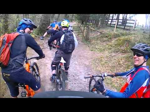2016.04.22 -  Wales Weekend with Warrington Revolution MTB